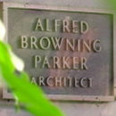 Alfred Browning Parker Plaque